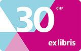 Cover: Carte-cadeau pour 30 francs