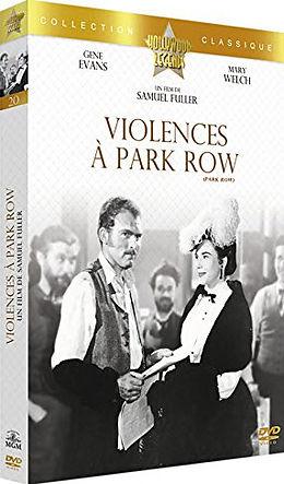 Violences à Park Row [Französische Version]