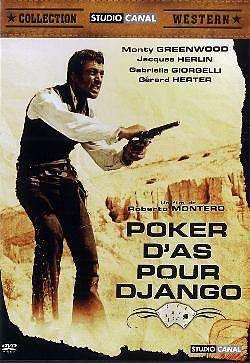 Poker d'as pour Django