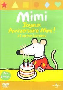 Mimi: Joyeux Anniversaire Mimi!