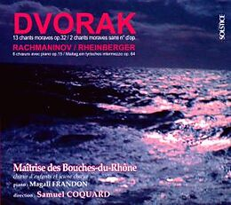Choere Mit Klavier Op15/1-6 / Maitag Op6