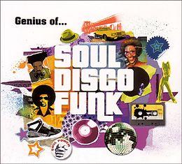 Genius Of Soul Disco Funk