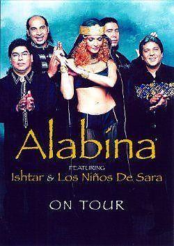 ALABINA - ON TOUR 1997-2000 [Französische Version]
