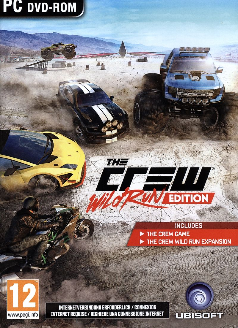The Crew Wild Run Edition für PC kaufen | exlibris.ch