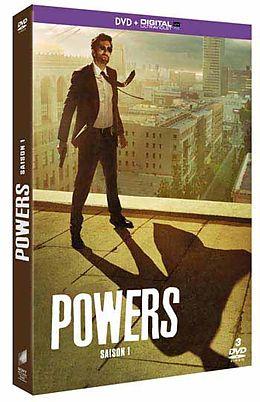 Powers - Saison 1 [Versione francese]