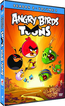 Angry Birds Toons - Saison 2.2 [Versione francese]