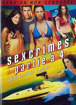 Sexcrimes 4 [Französische Version]