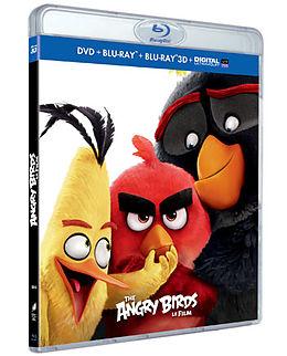 Angry Birds - le film - 3D BRC [Französische Version]