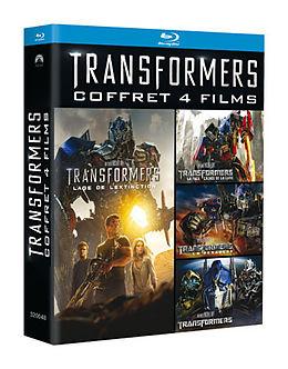 Quadrilogie Transformers - BR [Versione francese]