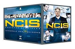 Integrale NCIS 1 - 11 [Französische Version]