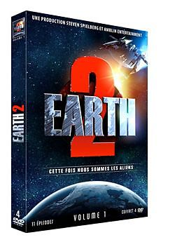 Earth 2 - Volume 1 [Französische Version]