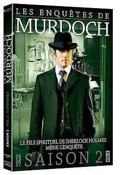 Les Enquêtes de Murdoch - saison 2 vol.1 [Versione francese]