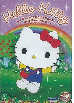 Hello Kitty - Le secret de la forêt des pommes
