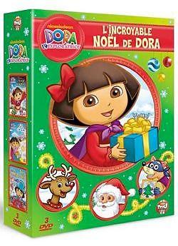 Dora - l'incroyable noël de Dora