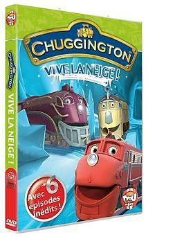 Chuggington - vive la neige ! [Versione francese]