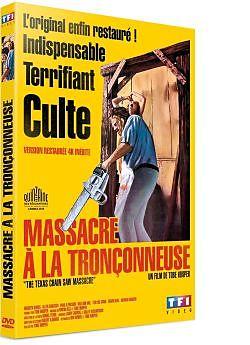 Massacre à la tronçonneuse [Französische Version]
