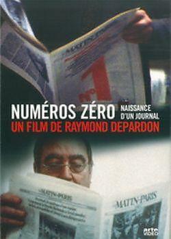 Numéros zéro, naissance d'un journal [Versione francese]