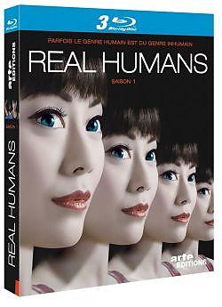 Real humans - saison 1 [Französische Version]