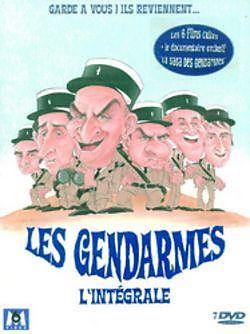 Les gendarmes de [Versione francese]