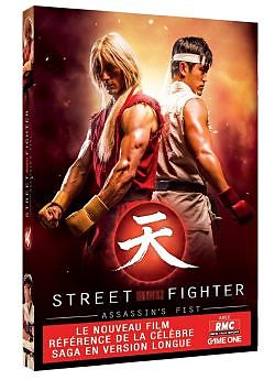 Street Fighter : Assassin's Fist [Versione francese]