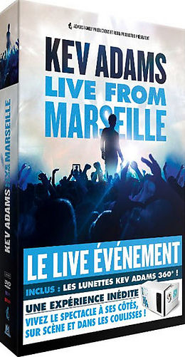 Kev Adams - Live from Marseille