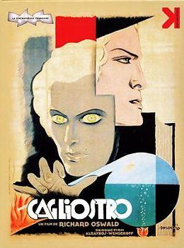 Cagliostro - film muet [Französische Version]