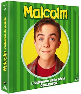 Malcolm - Saisons 1 à 7 - Editions collector (Coffret 22 DVD) [Versione tedesca]