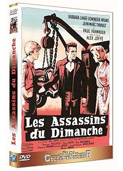 Les assassins du dimanche [Versione francese]