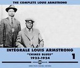 Integrale Vol 1 : Chimes Blues 1923-1924