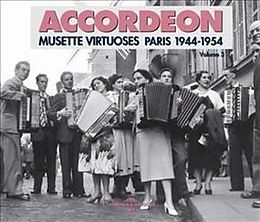 Accordeon Vol 3 Musette Virtuoses 1944-1