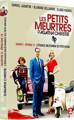 Les petits meurtres d'Agatha Christie - L'étrange enlèvement du petit Bruno [Versione francese]