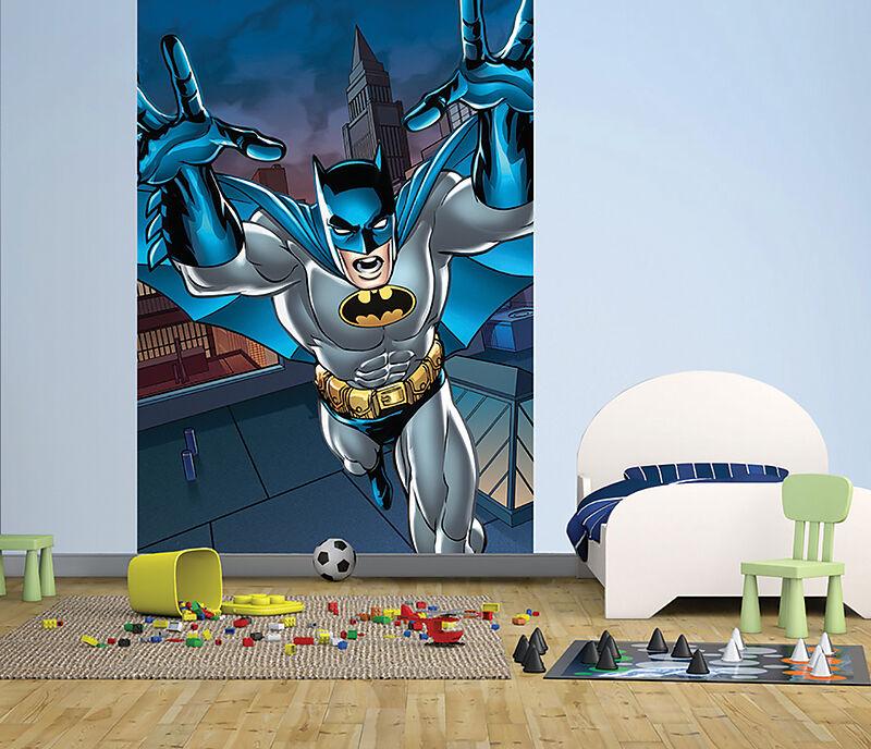 batman foto tapete deko fototapeten online kaufen. Black Bedroom Furniture Sets. Home Design Ideas