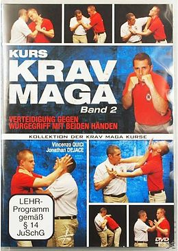 Kurs Krav Maga Band 2 [Version allemande]