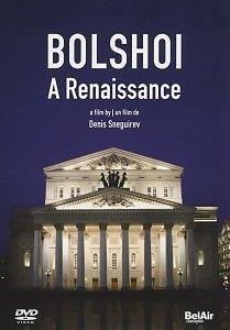 Bolshoi-A Renaissance [Version allemande]