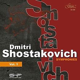 Shostakovich, Symphonies Vol. 1
