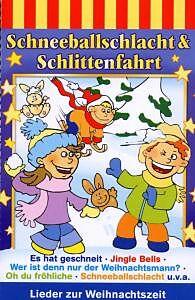 Schneeballschlacht&Schlittenfa