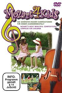 Mozart-4-Kids DVD