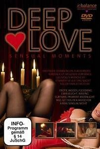 Deep Love-Sensual Moments-DVD [Version allemande]