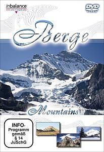 Berge/Mountains-DVD [Versione tedesca]