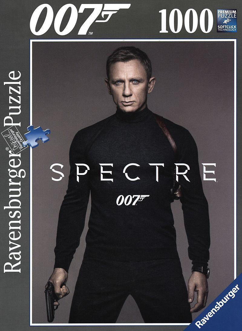James Bond Teile