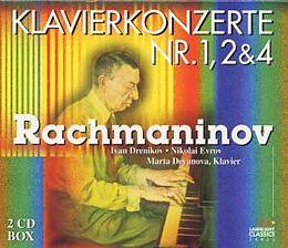 Klavierkonzerte 1,2,4/+