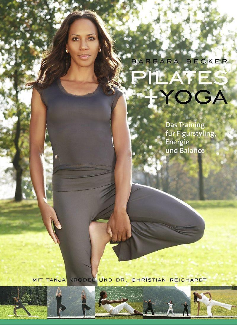 barbara becker pilates yoga dvd online kaufen. Black Bedroom Furniture Sets. Home Design Ideas