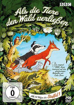 Als die Tiere den Wald verließen - Staffel 1 [Versione tedesca]
