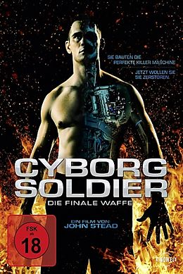 Cyborg Soldier - Die finale Waffe [Version allemande]