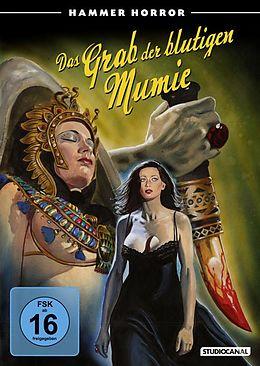 Das Grab der blutigen Mumie [Version allemande]