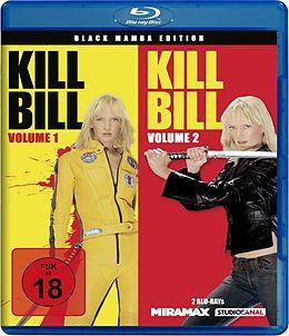 Kill Bill Vol. 1 & 2 - Black Mamba Edition