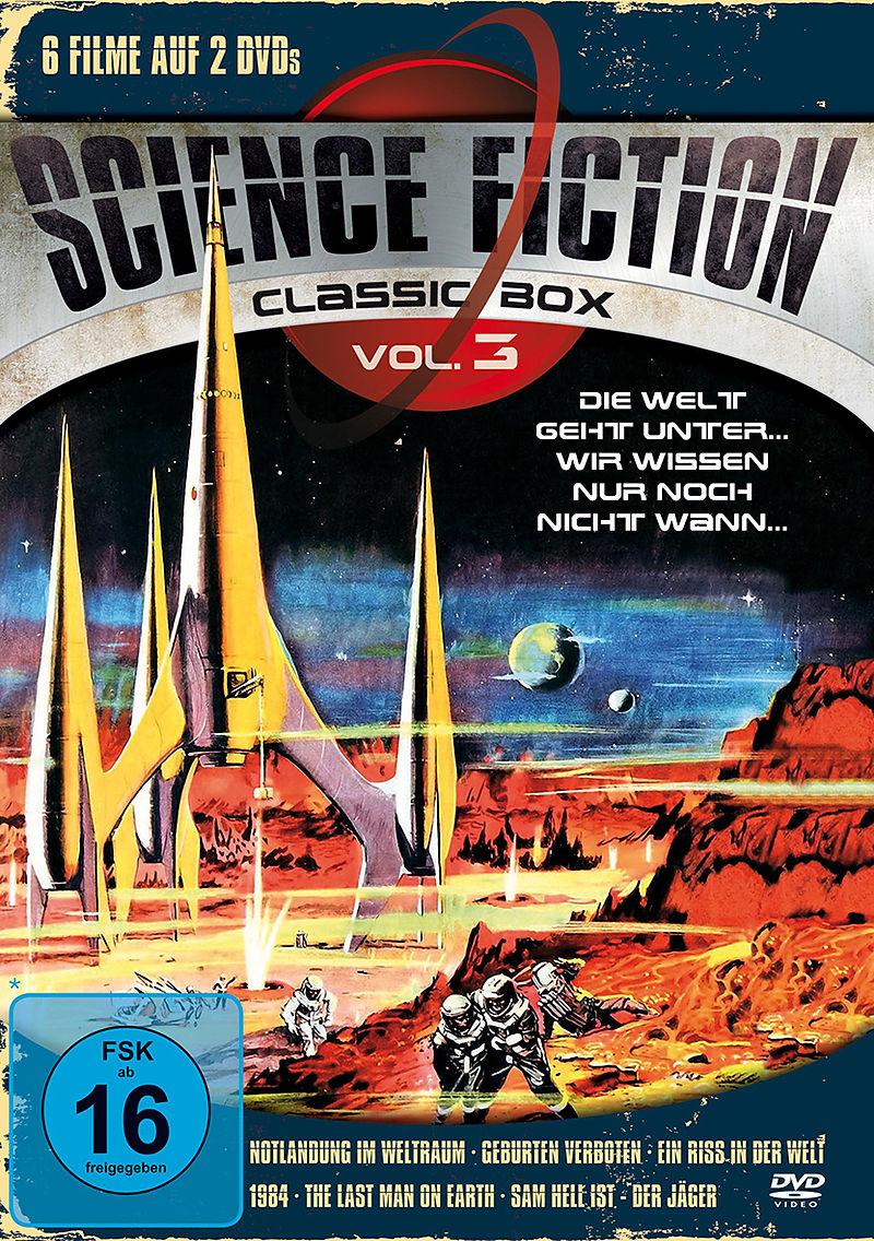 science fiction classic box dvd online kaufen. Black Bedroom Furniture Sets. Home Design Ideas
