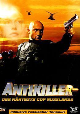 Antikiller - Der härteste Cop Russlands [Versione tedesca]