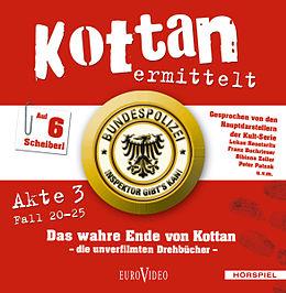 Kottan Ermittelt-Hörspiel (Hörbuch)