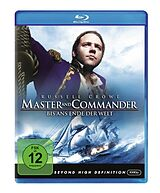 Master and Commander - Bis ans Ende der Welt, Blu-ray Disc, allemand